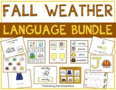 This bundle has 10 reading, spelling and writing activities including 3 Adapted Books (with multiple levels), Tracing Sheets, Matching Sheets, File Folder Game, Beginning Sound Cards, Word Wall Signs, Smash Mats and Play-doh Mats.