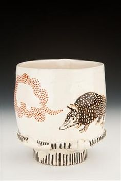 Kelly King - I want an armadillo cup! :D