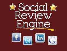 Social Review Engine Plugin for Wordpress -- connects reviews with social media