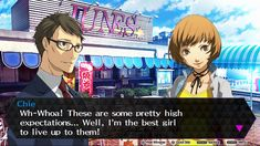"""Phan-Site on Twitter: """"Remember when @Atlus_West loved Chie enough to make their love an easter egg?… """""""