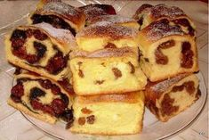 Hungarian Cookies, Hungarian Desserts, Hungarian Recipes, Dutch Oven Cooking, Cake & Co, Clay Food, No Cook Meals, Sweet Recipes, Baking Recipes