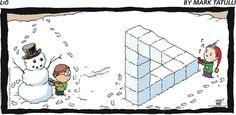 44d5263077620132bb2e005056a9545d LIO Comic - Can you do this with snow ?! deathterntiy.blogspot.com