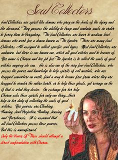 Charmed Halliwell Book Of Shadows pages Fake Book Of Shadows Pages Wiccan Spell Book, Wiccan Spells, Witchcraft, Charmed Spells, Charmed Book Of Shadows, What Is A Soul, Charmed Tv Show, Chaos Magic, Demonology