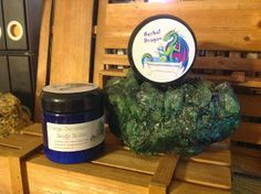 Herbal Dragon is giving away a fabulous body butter that you just have to try in the Crazy Huge Christmas Giveaway!!!