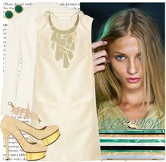 """""""Untitled #128"""" by christinavakidou on Polyvore"""