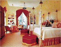 Moroccan Bedroom Design Ideas | Room Design Inspirations