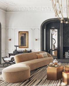 "Janine Stone & Co. on Instagram: ""#workinprogress #sunday #drawingroom #primecentrallondon #interiors #interiordesign #classicalmeetscontemporary #luxuryhomes"""