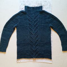 Time for a soak: Blocking Knits