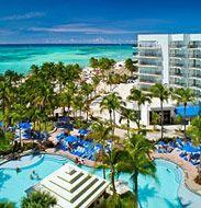 Marriott Stellaris Resort, Aruba--Prime location on the beach.
