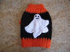 Perro a fantasma suéter de armario de alta costura de Nina