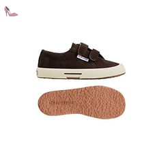 Sneakers - 2950-suvj - Bambini - Dark Chocolate - 34 - Chaussures superga (*Partner-Link)