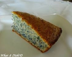 I've made this same recipe with yellow cornmeal and it was very good, but it's so fun to eat blue-tinged food. Baking this. Cornmeal Cornbread, Blue Cornmeal, Cast Iron, It Cast, Banana Bread, Sweets, Cookies, Dishes, Baking