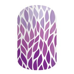 Ombre Lotus | Jamberry  See 300+ nail wrap designs and order at: https://jackieshaw.jamberry.com/us/en/