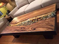 17 mesas de centro en madera que te van a sorprender