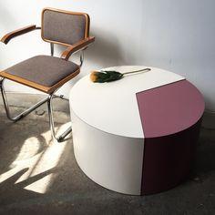 Magical vintage 4 piece laminate table set The crescent