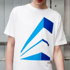Architecture T-shirt  http://www.wastedheroes-shop.com/product/architecture-navy-tee
