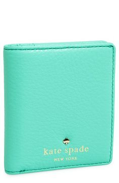 kate spade new york 'cobble hill - small stacy' wallet available at #Nordstrom