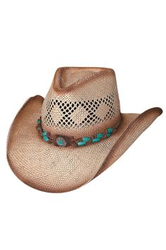 Bullhide Women's You Are Easy On The Eyes Terri Clark Straw Cowgirl Hat #summer #beach #concert