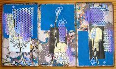 Art collage, S, Ende-Saxe