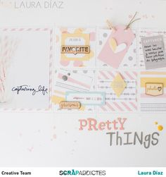 La Mar de Scrap: LO Pretty Things