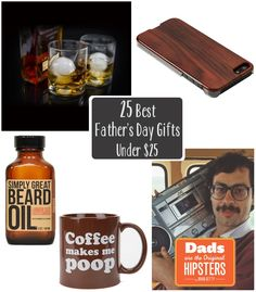 25 Best Father's Day Gifts Under $25