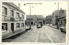 Momignies - Macquenoise - La Douane Belge