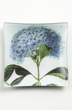 Ben's Garden 'Blue Hydrangea' Trinket Tray available at #Nordstrom