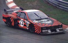 Lancia Beta Montecarlo Turbo