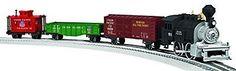 Lionel Trains, Remote Train Set, Junction Union Pacific O-Gauge Lion Chief, New