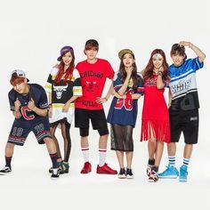 NBA Jyp Got7, Yugyeom, Youngjae, Got7 Jb, Kpop Girl Groups, Kpop Girls, Jyp Artists, Nba Fashion, Park Jin Young