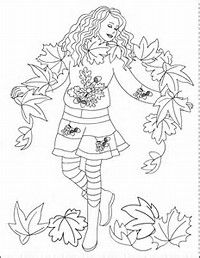 Image result for Fall Coloring Pages for Adults