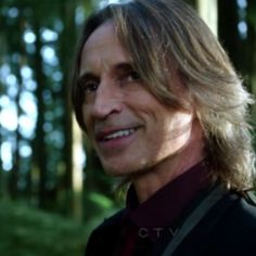 I know this makes me weird, but if I could have any of the Once Upon a Time characters, I would choose Rumple.