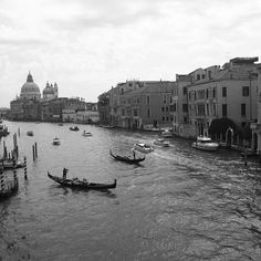 The beautiful canals of venice