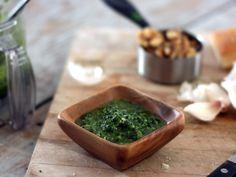 Kale Walnut Pesto