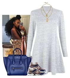 """💤Slept on✌🏾️"" by jemilaa ❤ liked on Polyvore featuring S'well, Felony Case, New Look, CB2 and Chanel"