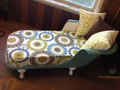 clawfoot tub couch by HappyTubs on Etsy, $1,400.00