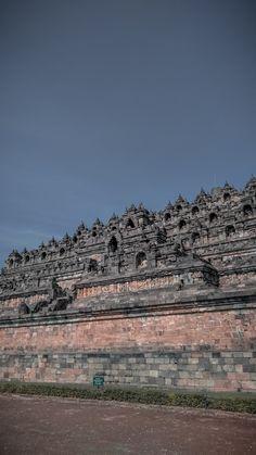 Borobudur Temple, Permanent Vacation, Summer Wallpaper, Adventure Photography, Yogyakarta, Aesthetic Photo, Disney Wallpaper, Southeast Asia, Wonders Of The World