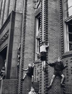 Friedrich Seidenstüecker :: Aufstieg der Begabten [Rise of the gifted], Berlin, 1950