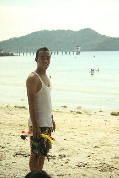 beach gapang