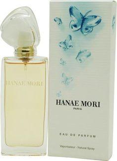 62% Off was $90.00, now is $33.75! Hanae Mori By Hanae Mori For Women. Eau De Parfum Spray 1.7 Ounces