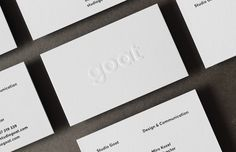 Greatest Of All Time - GOATWe are small independent studio with a strong team of creative, like-minded people. We define how the brand looks like, from print to online. Complex. It is very important for us to develop longterm relationships with clients, …