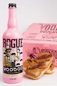 Rogue Voodoo Maple Bacon Ale by Rogue Ales, via Flickr