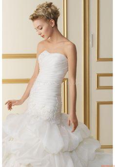 Vestidos de noiva Luna Novias 158 Tilo 2013