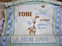 Personalizovaná deka pre chlapčeka