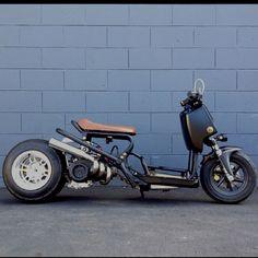 Fatlace Honda Ruckus