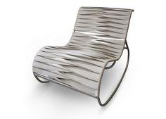 IKEA Seat belt rocking chair