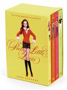 Pretty Little Liars Box Set #PrettyLittleLiars #DressAppTV