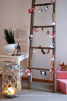 Most creative advent calenders Winter Christmas, Christmas Lights, Xmas, Christmas Tree, Advent Calenders, Diy Advent Calendar, Winter House, Scandinavian Christmas, Twinkle Twinkle