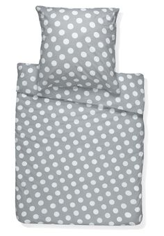 Zalando Home - Bed linen - grey - Bedroom 2