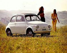 Fiat 500. anni 70